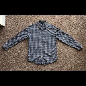Murano button down slim fit shirt
